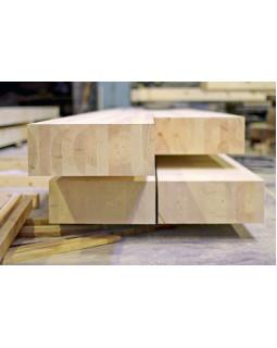 Клееная балка конструкционная 140х400