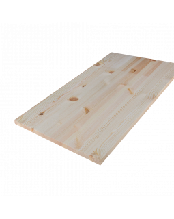 Мебельный щит, цельноламельный, Сосна 40х400