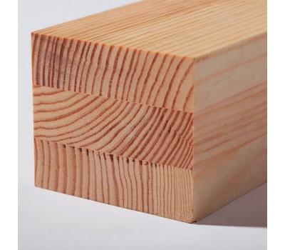 Клееный брус из дуба 100х100