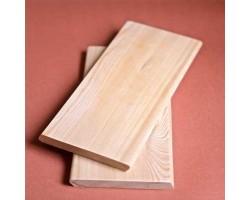 Планкен скошенный лиственница 20х140 сорт А