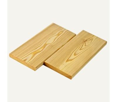 Планкен из лиственницы прямой 20х140 сорт Прима (прямой)
