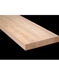 Мебельный щит, цельноламельный, Лиственница 18х600х1900